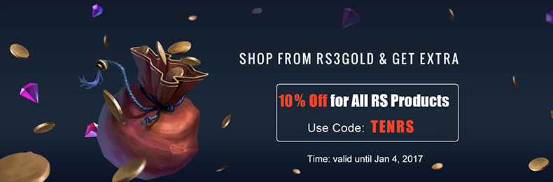 Get Runescape Rs3 Gold on RS3gold with 10% Promotion | PRnob